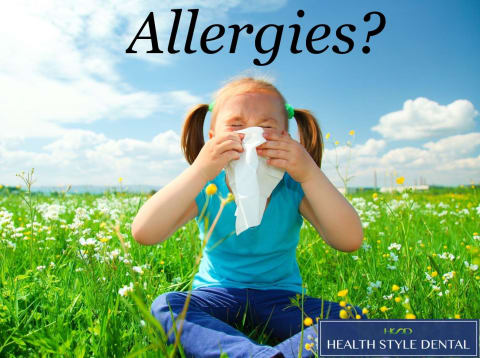 Spring Allergies | Health Style Dental